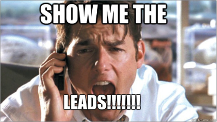 importance of leads